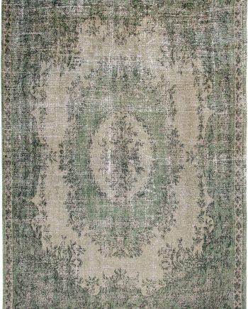 Louis De Poortere tapijt PT 9142 Palazzo Da Mosta Este Green