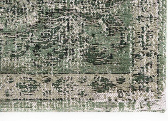 Louis De Poortere tapijt PT 9142 Palazzo Da Mosta Este Green corner