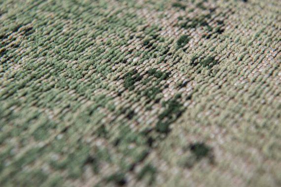 Louis De Poortere tapijt PT 9142 Palazzo Da Mosta Este Green zoom 2