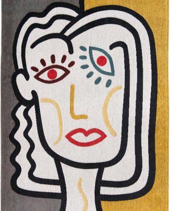 Louis De Poortere tapijt PT 9143 Gallery Dora Dorado