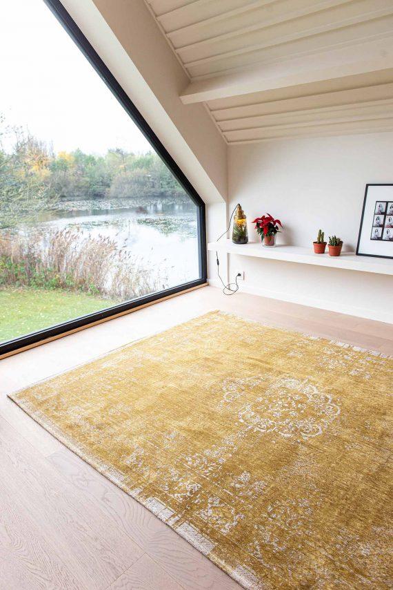Louis De Poortere tapijt PT 9145 Fading World Spring Moss interior 10
