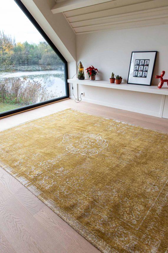 Louis De Poortere tapijt PT 9145 Fading World Spring Moss interior 4