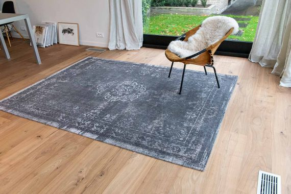 Louis De Poortere tapijt PT 9148 Fading World Stone interior 6